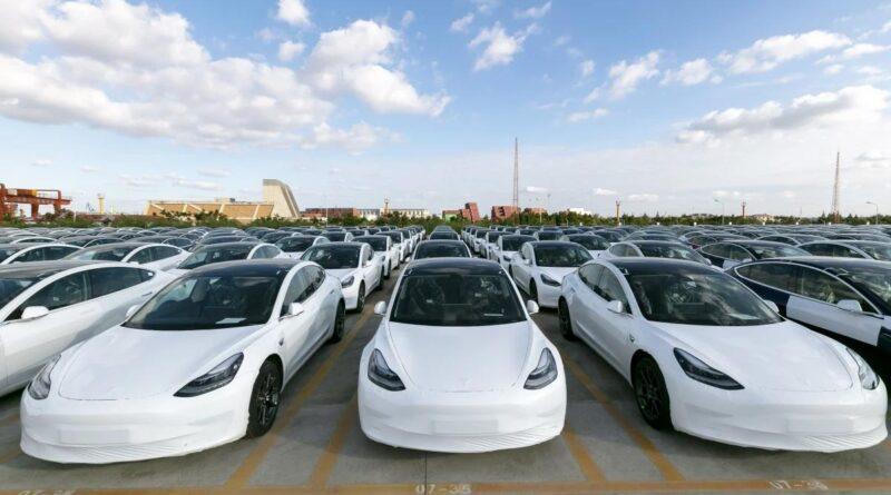 Tesla nådde sitt mål för 2020: Levererade en halv miljon elbilar