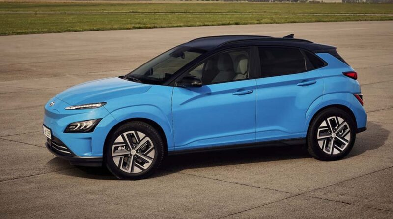 Hyundai uppges planera batteribyte i alla Kona Electric