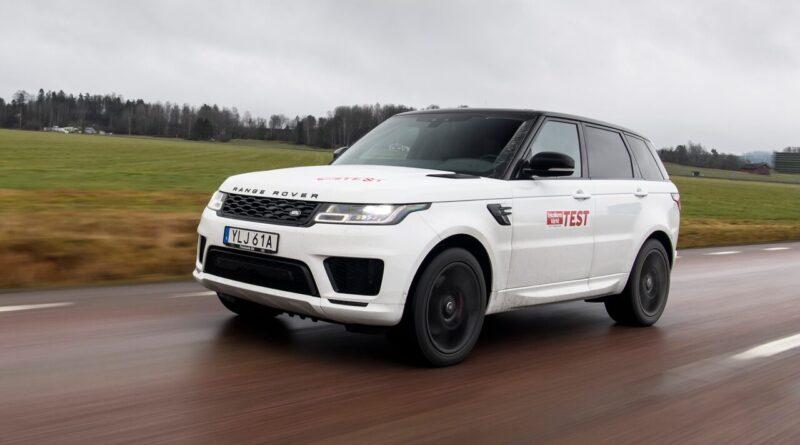 Land Rover släpper elektrisk Range Rover 2024